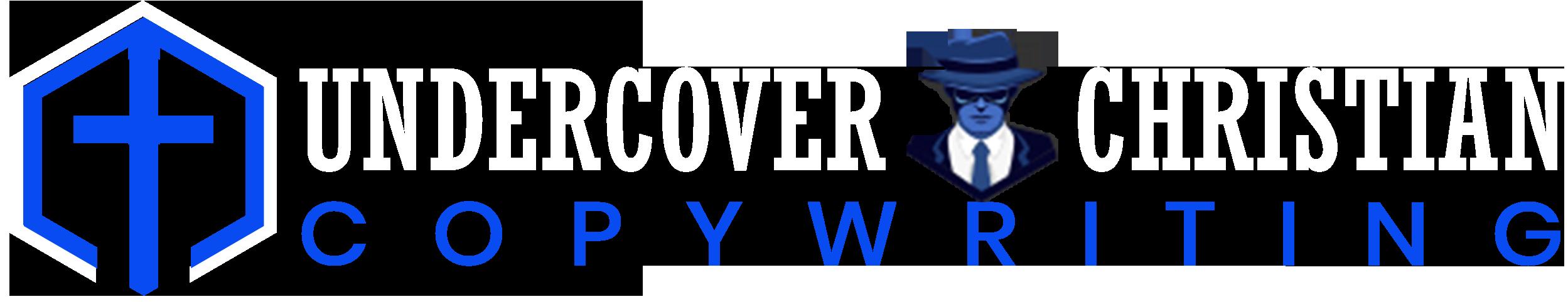 undercover christian copy logo